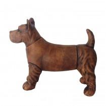 Antique Schnauzer Dog