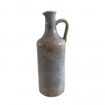 Small Blue Bottle Pitcher