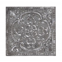 """12.5"""" Ether Metal Wall Plaque"""