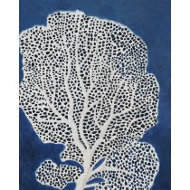 16 X 20 White Tree Oil Painting Wall Decor