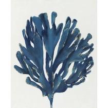 16 X 20 Blue Tree Oil Paint Wall Decor