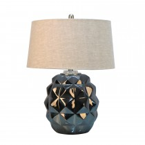 "28""H Ceramic Table Lamp"