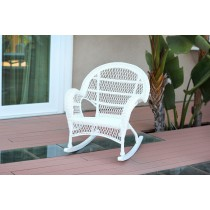 Santa Maria Rocker Wicker Chair - Set of 4