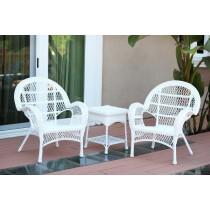 3pc Santa Maria Wicker Chair Set Without Cushion