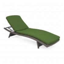 Hunter Green Chaise Lounger Cushion