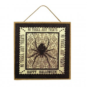 Hanging Picture W/Spider,