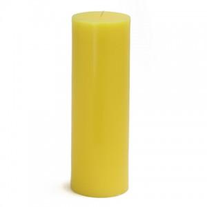 3 x 9 Inch Citronella Pillar Candle