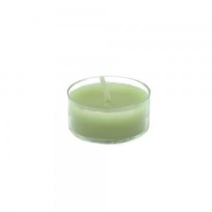Sage Green Tealight Candles (50pcs/Pack)