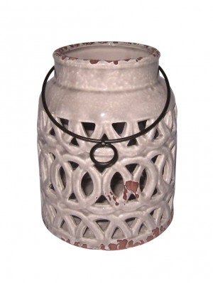 Ormond Ceremic Candle holder