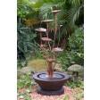 Acqua Di Loto Lotus Outdoor Fountain